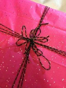 Beautiful wrapping