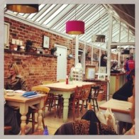 Lovely Saturday lunch venue