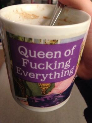 Someday's you just need to use this mug
