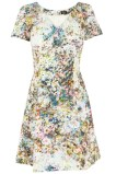 meadow floral dress