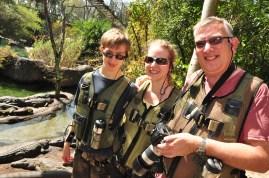Wild Africa Trek 130
