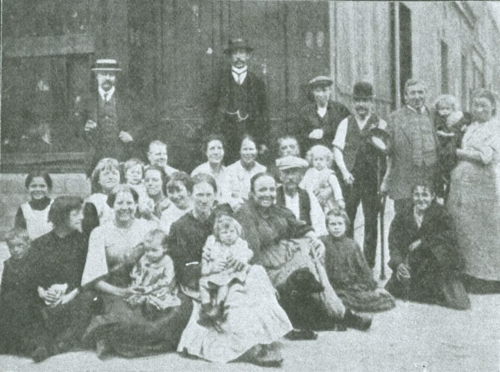 mieszkańcy Bangor Street-Avernus-Notting Dale