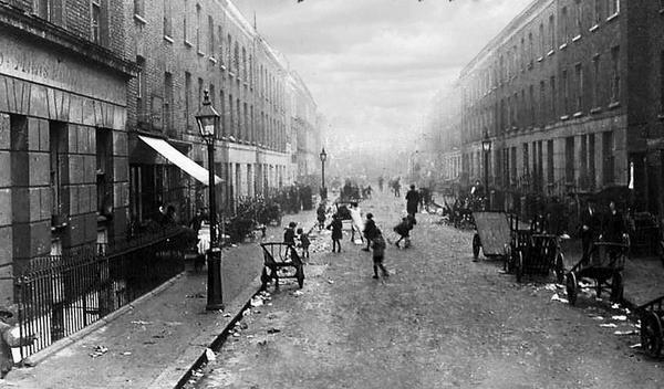 Bangor Street-1900-Notting Dale-London-Avernus