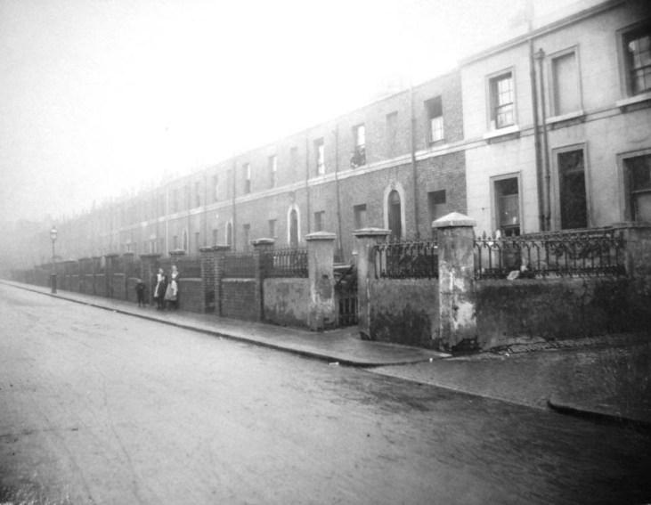 Kenley Street-Notting Hill-Avernus-około-1900-roku