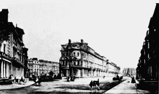 kensington park gardens, 1853, BHO