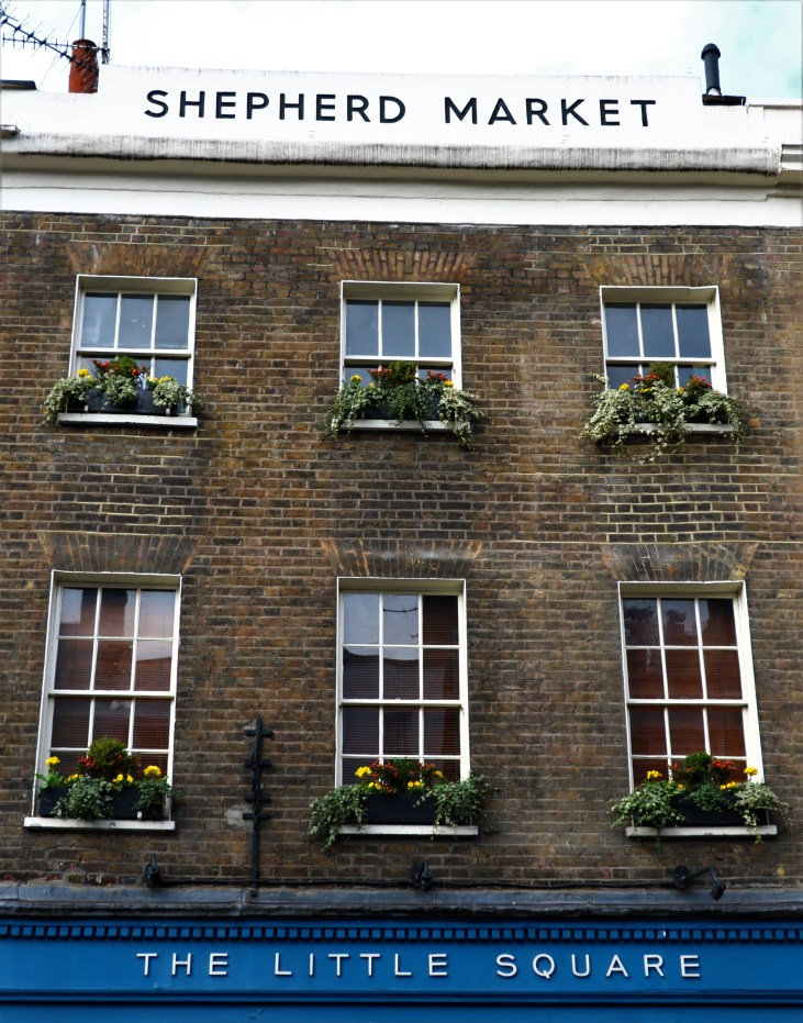 Shepher Market-Mayfair