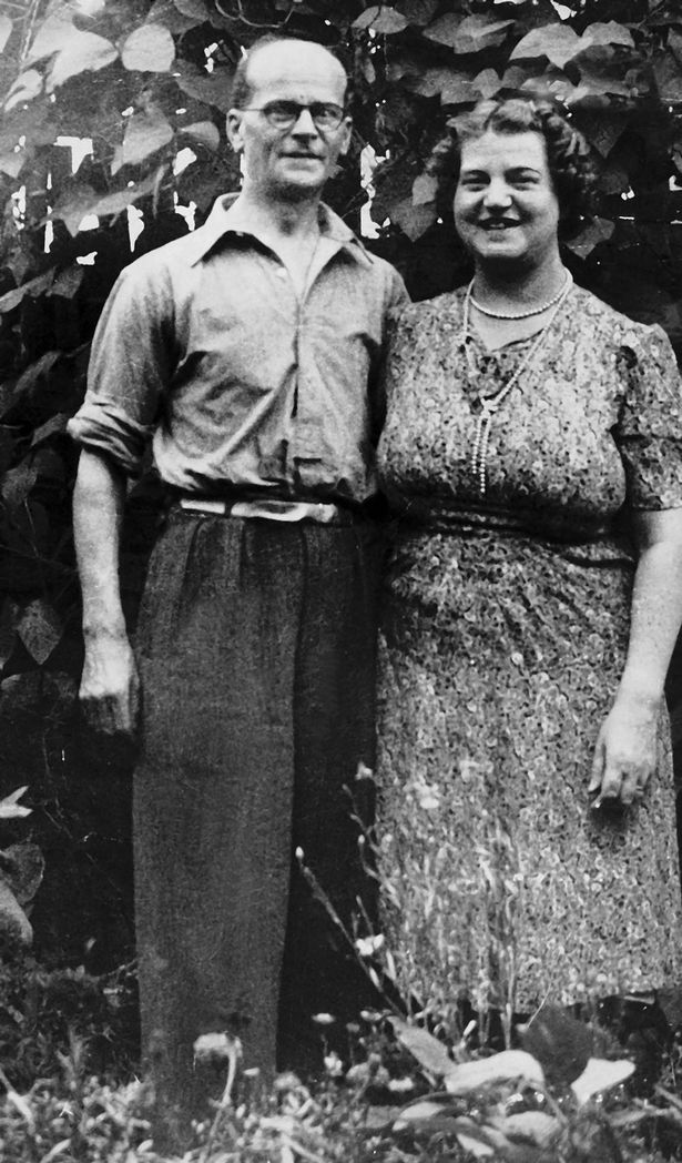 John-Christie-with-wife-Ethel (1)
