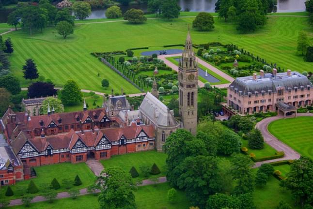 Eaton Hall-Grosvenor Estate