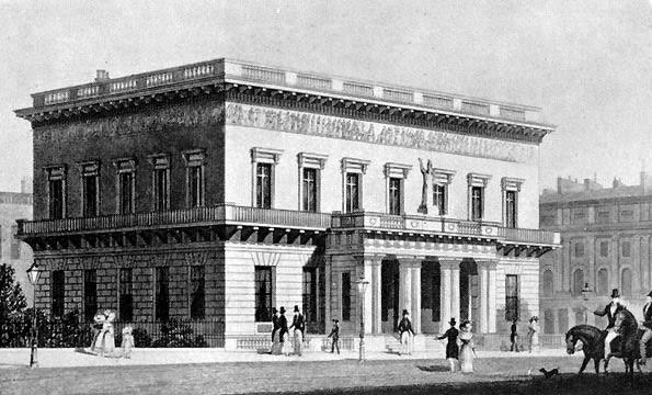 Athenaeum Club-London
