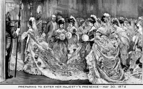 Bal-debiutantek-sezon-towarzyski-Londyn-1874
