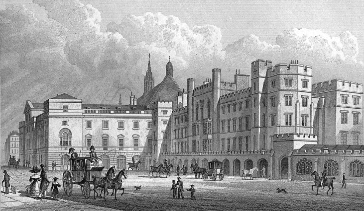 Old-Parliament-London