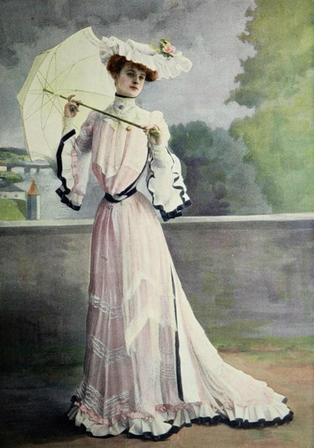 suknia-garden-party-sezon-towarzyski-Londyn