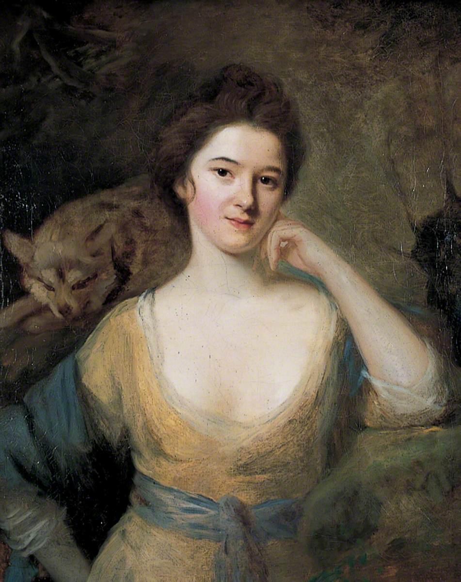 Kitty Fisher – historia słynnej londyńskiej kurtyzany.