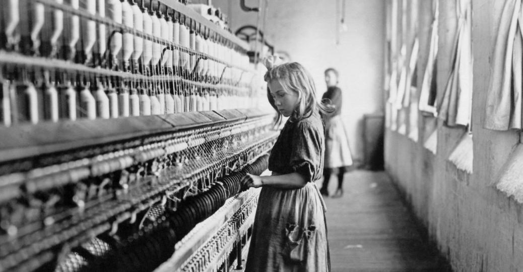 Dzieci z Whitechapel. Rewolucja przemysłowa, a wyzysk i praca nieletnich.