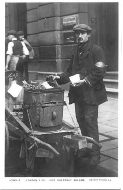 dieta-biedoty-miejskiej-sprzedawca-kasztanów-Londyn-19-wiek