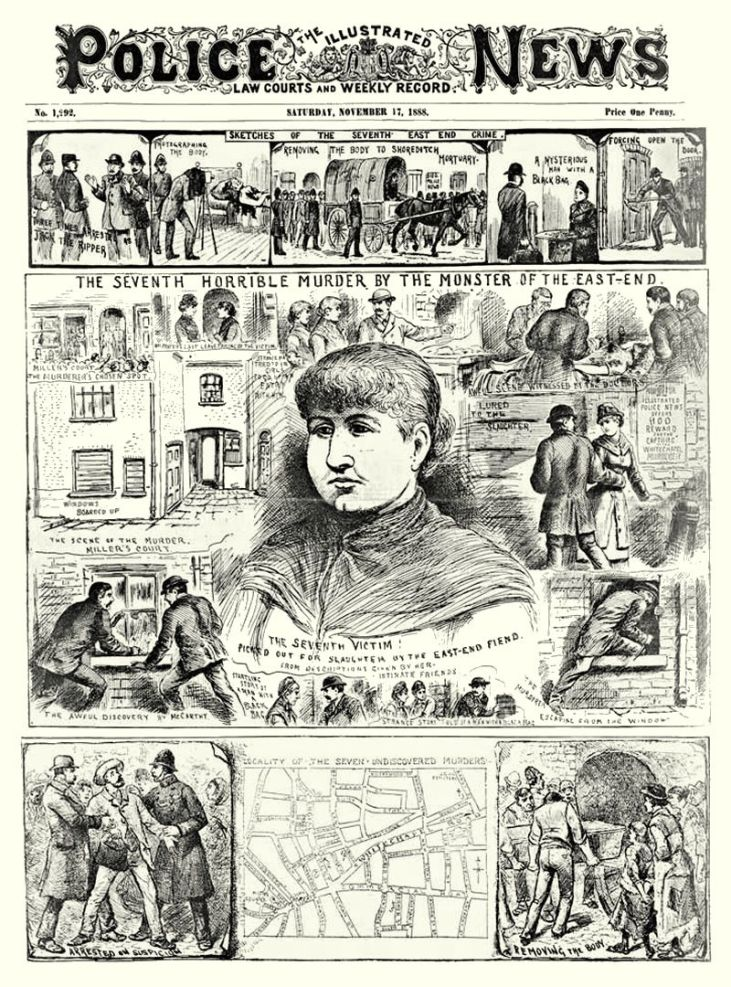 The-Illustrated-Police-News-Mary-Kelly-Kuba-Rozpruwacz-Whitechapel