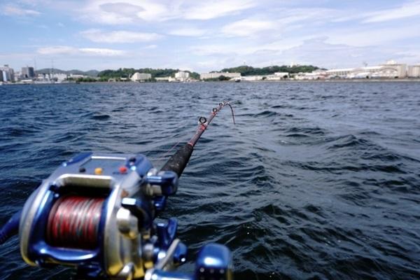 電動リールで船釣りを快適に!