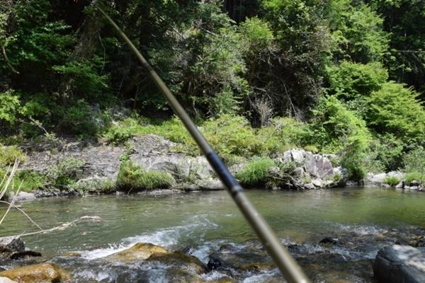 イワナをミャク釣りで狙ってみよう!