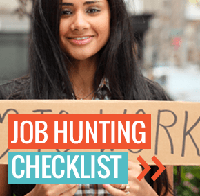 Job Hunting Checklist