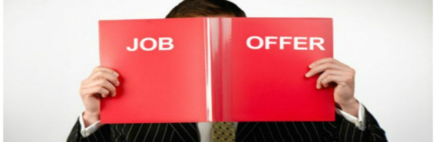 6 Things To Consider Before Accepting A Job Offer - Career Advice