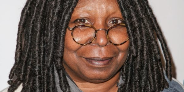 WEST HOLLYWOOD, CA - NOVEMBER 16: Actress Whoopi Goldberg arrives at the Sunset Marquis Hotel 50th anniversary birthday bash at Sunset Marquis Hotel & Villas on November 16, 2013 in West Hollywood, California. (Photo by Chelsea Lauren/WireImage)