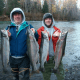 For Cowlitz, Columbia, and Olympic Peninsula rivers fishing trips at Fishing With Dave Guide Service