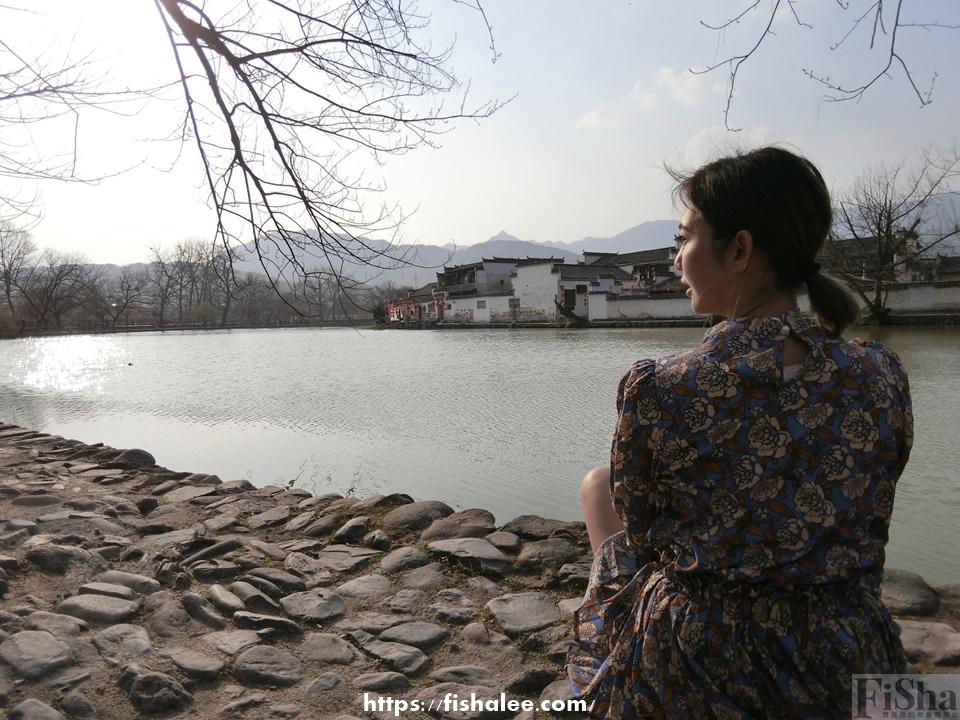 芳瑜在宏村