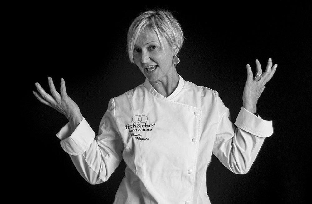 fish&chef edizione 2018 - gourmet sul lago di Garda - Dream Team - Orietta Filippini