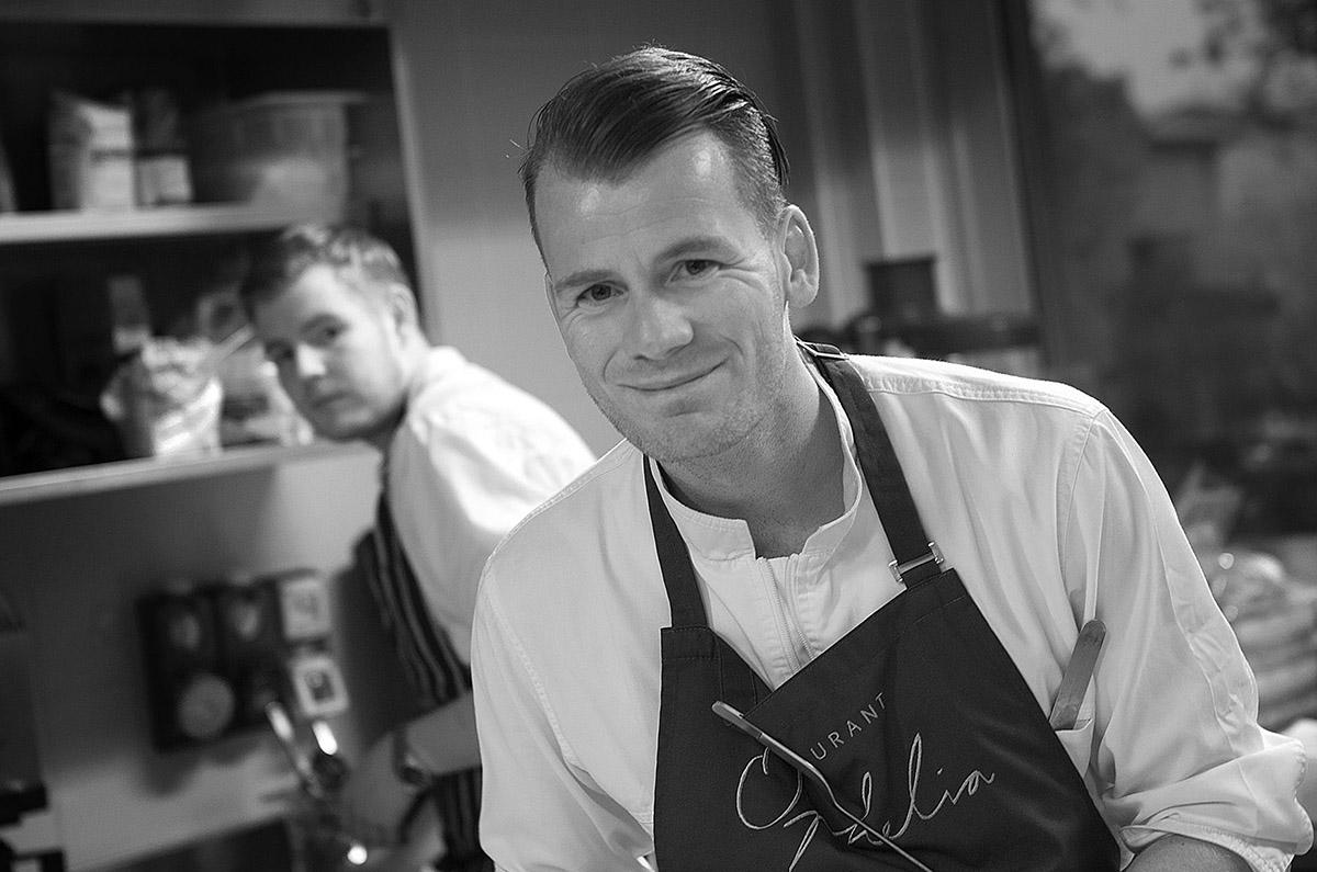 Fish & chef- 2015 - Dirk Hoberg - Aqualux Hotel SPA Suite & Terme - Bardolino