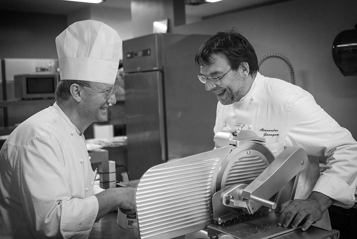 Fish & chef- 2015 - Gavagna - Hotel Lido Palace - Riva del Garda
