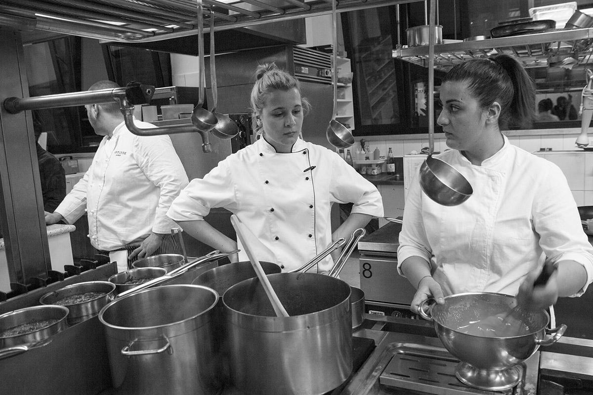 Bruno Barbieri Fish & chef- 2013 - Hotel Regina Adelaide - Garda