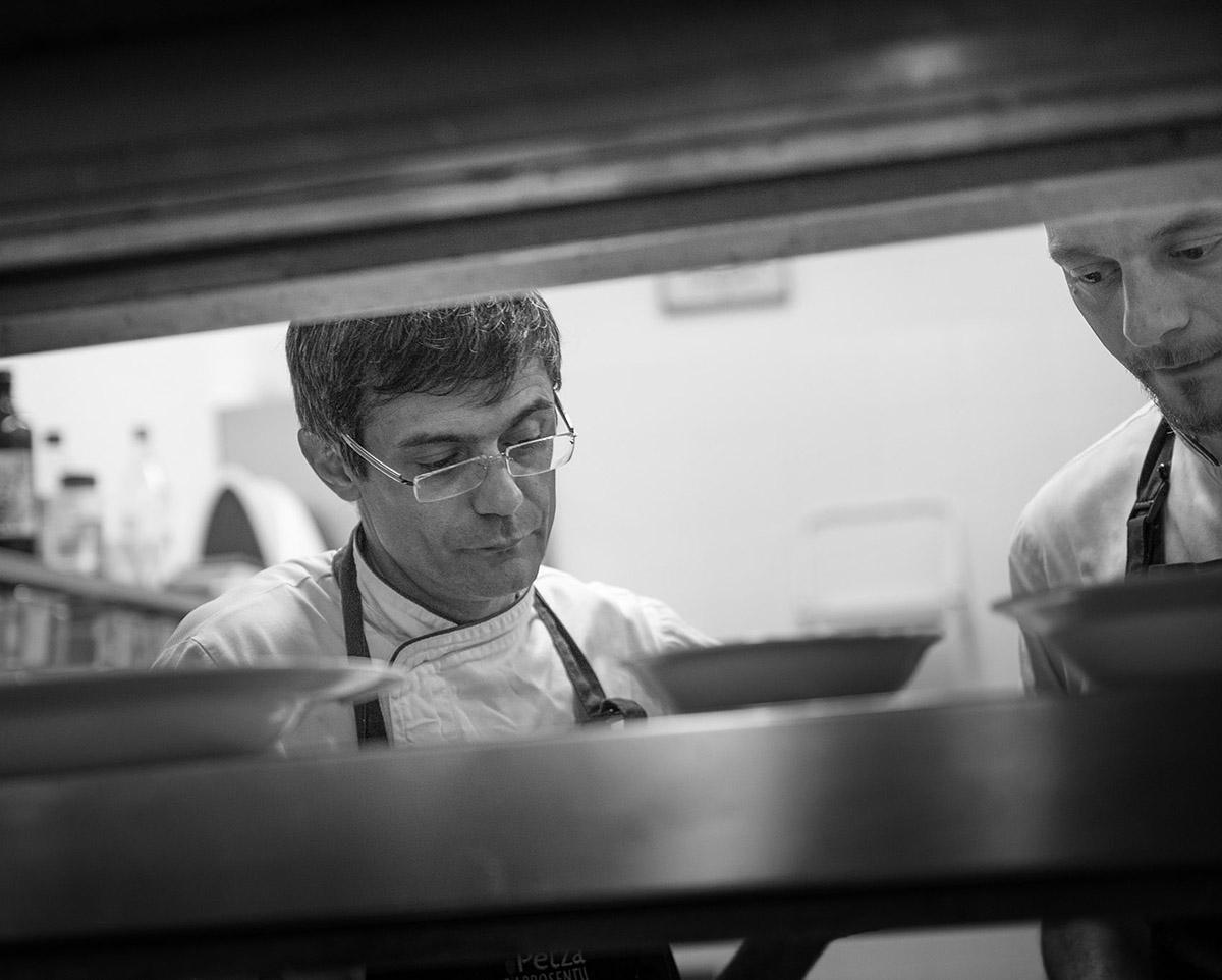 Roberto Petza - Fish & chef- 2013 - Hotel Bellevue San Lorenzo - Malcesine