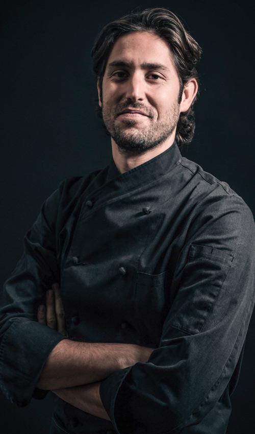fish&chef edizione 2018 - gourmet sul lago di Garda - Matteo Rizzo - riva del garda