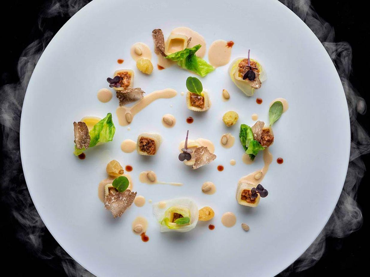 Soqquadro capretto e tartufo | Chef Maurizio Bufi