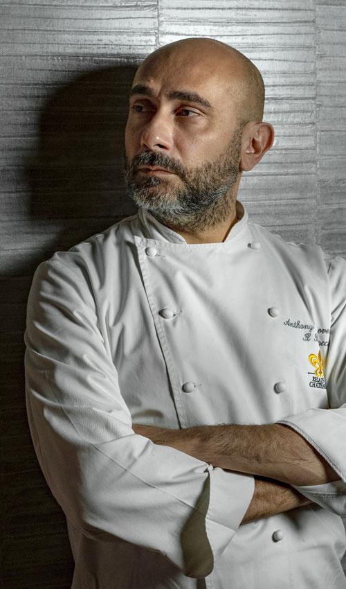 6 maggio Fish&Chef - Antony Genovese - gardone Riviera - Grand Hotel Fasano