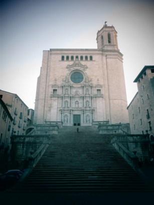 cathédrale de Gérone