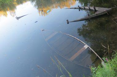barques dans la Dordogne