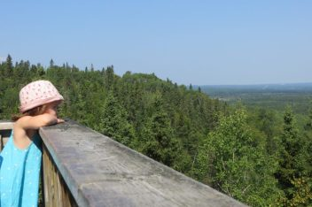 Panorama depuis Val Jalbert