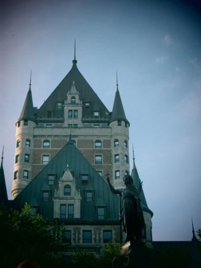 château de Frontenac, Québec