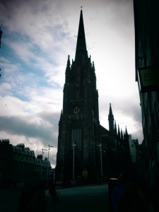 église Edimbourg