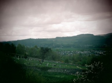 cimetière - Stirling