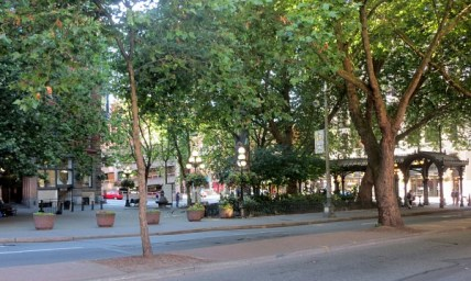 Pionner Square - Seattle