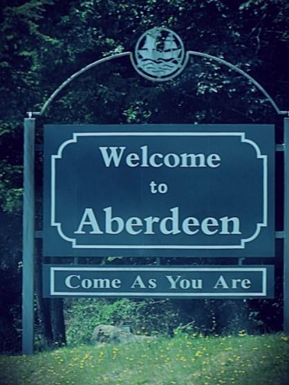 panneau Aberdeen (Washington)