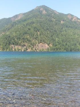 lac Crescent - état du Washington