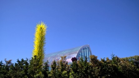 Chhuly Garden - Seattle Center