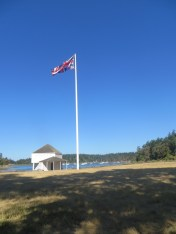 English Camp sur San Juan Island - USA