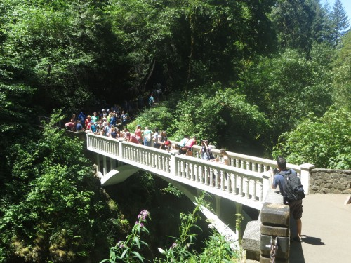 pont - Multnomah Falls - Oregon