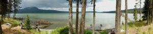 Diamond lake - Oregon