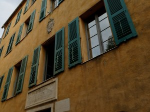 maison natale de Napoléon à Ajaccio