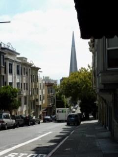 rue dans San Francisco